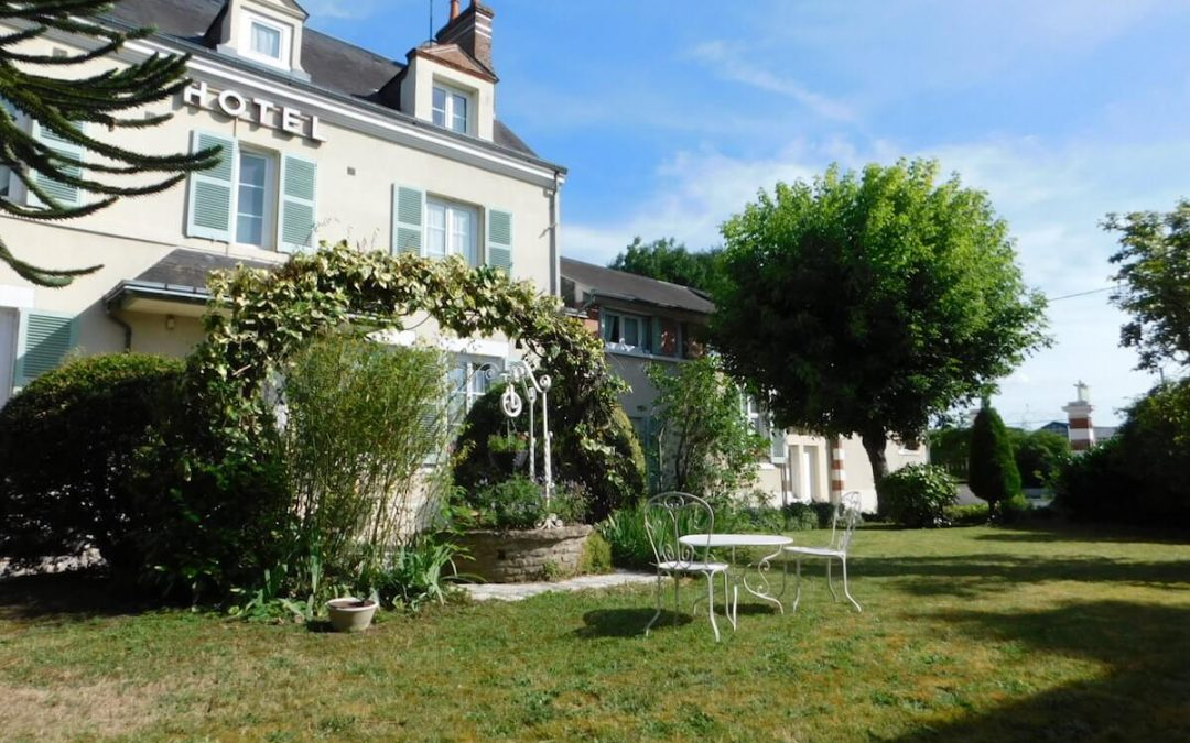 10 beaux hôtels à Orléans et en région Centre à partir de 70 €
