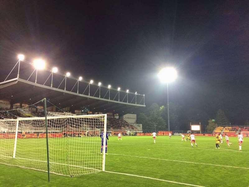 Stade de la Source à Orléans