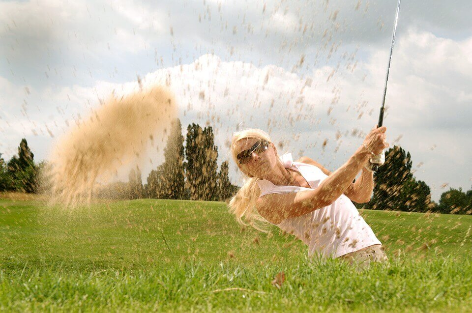 Partenaire de golf datant