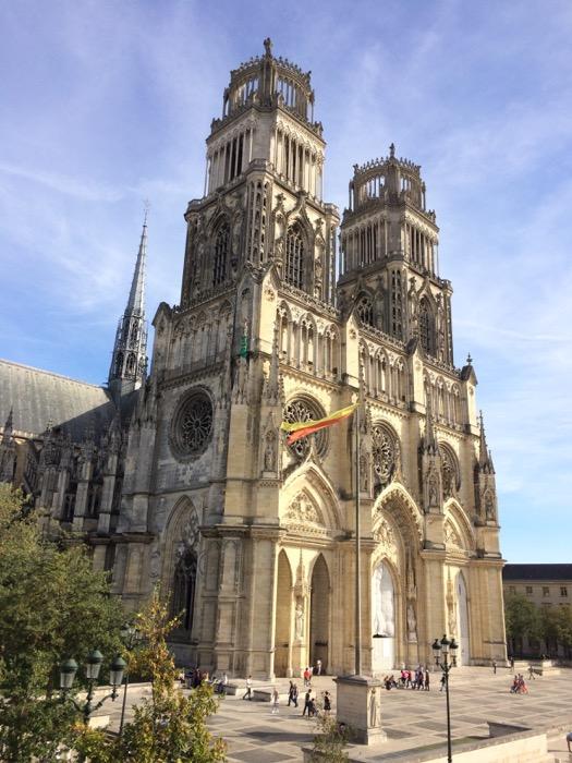 Hôtel de charme à Orléans