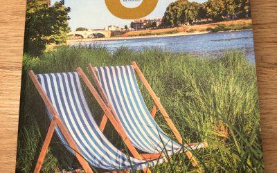 Parution Magazine Inspirations Orléans Métropole
