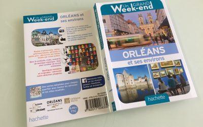 """L'hôtel Villa Marjane dans le guide Hachette """"Un grand week-end à Orléans"""""""
