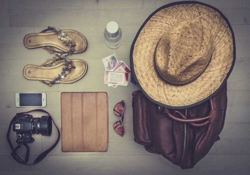 Votre check-list de voyage pour ne rien oublier