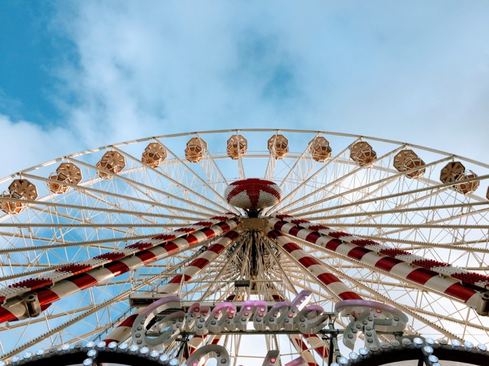 grande roue Martroi
