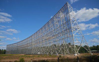 Idée sortie en Sologne : visiter la station radioastronomique de Nançay
